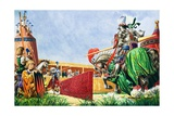 The Tournament Giclee Print by Peter Jackson
