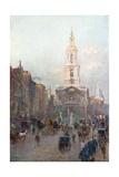 St Mary's-Le-Strand Giclee Print by Rose Maynard Barton