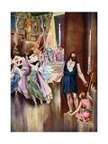 Samson and Delilah, Last Act Last Scene Giclee Print by Frank Adams