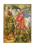 Robin Hood and the Lady Giclee Print by Walter Crane