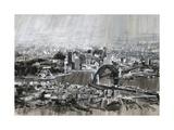 Sydney, Australia Giclee Print by  English School
