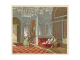 Persia Costume Giclee Print by  French School