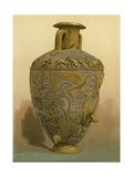 Silver Vase Giclee Print by  European School