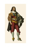 King Charles I Giclee Print by Albert Kretschmer