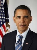 Official Portrait of United States President Barack Obama, 2010 Photographic Print by  American Photographer