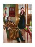 Sapho Giclee Print by William De Leftwich Dodge