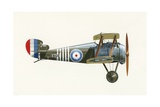 Sopwith 7F 1 Snipe Giclee Print by  English School