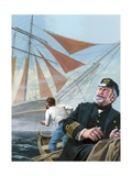 The Bermuda Triangle Mystery Giclee Print by Roger Payne