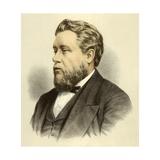 Charles Huddon Spurgeon Giclee Print by  English School