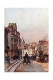 Brompton Road, Looking East Giclee Print by Rose Maynard Barton