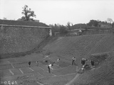 Vegetable Gardens Near the Fortifications, Paris, 1917 Photographic Print by Jacques Moreau