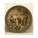 Cup of Arkesilaos Giclee Print by  European School