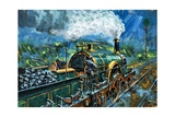 All Clear Ahead for Sultan Giclee Print by Harry Green