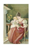 Edwardian Postcard Giclee Print by  English Photographer