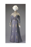 Day Dress, Bodice and Skirt, c.1900 Giclee Print by Anna Dunlevy