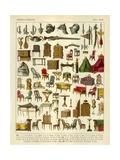 Miscellaneous 1600-1800 Giclee Print by Albert Kretschmer