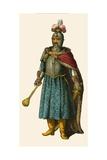 King John Sibiesky Giclee Print by Albert Kretschmer