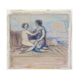 The Bather, 1905 Giclee Print by Charles Edward Conder