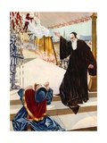 The Jewess, Last Act and Scene Giclee Print by William De Leftwich Dodge