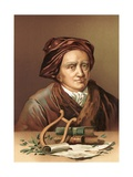 Bernard Le Bovier de Fontenelle Giclee Print by S. Gomez