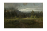 Mount Shasta, 1903 Giclee Print by Charles Dorman Robinson