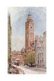 Westminster Cathedral Giclee Print by John Fulleylove