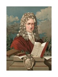 Leibniz Giclee Print by P. Ros