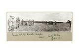 General Allenby Decorating Australian Troops at Abassan, South Palestine, August 1917 Reproduction procédé giclée par Capt. Arthur Rhodes