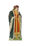 King Richard III Giclee Print by  English School