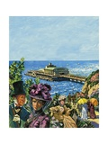 Bournemouth Giclee Print by Harry Green
