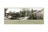 Garden of Gethsemane, 14th December 1917 Giclee Print by Capt. Arthur Rhodes