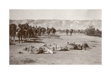 Turkish Dead in the Jordan Valley, c.1917-18 Giclee Print by Capt. Arthur Rhodes