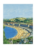 Llandudno Giclee Print by Harry Green