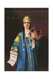 Queen Esther Giclee Print by  Boulanger
