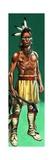 Iroquois Warrior Giclee Print by Ron Embleton
