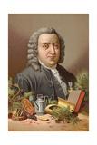 Carl Linnaeus Giclee Print by Jose Armet Portanell