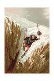 Linnaeus in Lapland Giclee Print by Jose Armet Portanell