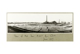 View of the Nile from N.Z.M.F.A. Headquarters, Cairo, June 1917 Giclee Print by Capt. Arthur Rhodes