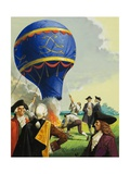The Balloon Brothers Giclee Print by Severino Baraldi