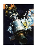 Apollo 13 Giclee Print by Wilf Hardy