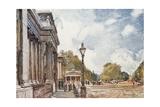 Hyde Park Corner Giclee Print by John Fulleylove