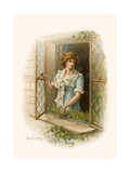 Tennyson's The Miller's Daughter Giclee Print by  Warry