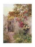 Rus in Urbe, Taormina Giclee Print by Alberto Pisa