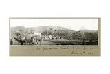 On Jerusalem Road, 8 Miles from Jerusalem, 14th December 1917 Giclee Print by Capt. Arthur Rhodes
