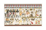 Hamitic Art Work: Wall Inscriptions of Old Egypt Giclee Print by  North American