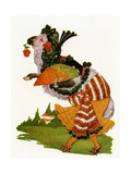 "'Mistress Merino', 1913 Giclee Print by M.T. ""Penny"" Ross"