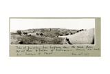 View of Jerusalem, 14th December 1917 Giclee Print by Capt. Arthur Rhodes