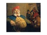 Sir John Falstaff Giclee Print by Van Der Syde