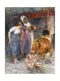 'Now Off You Go,' Said the Fairy, 'I Hope You Will Enjoy Yourself; But Remember!' Giclee Print by William Henry Margetson
