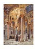The Martorana, Palermo Giclee Print by Alberto Pisa